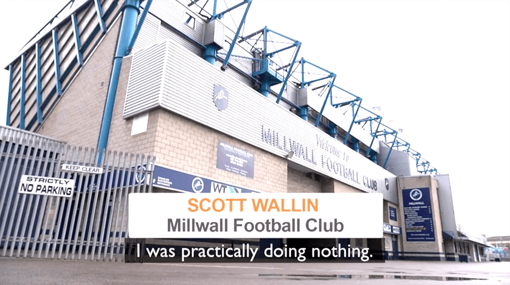 Traineeships: Why they work: Millwall