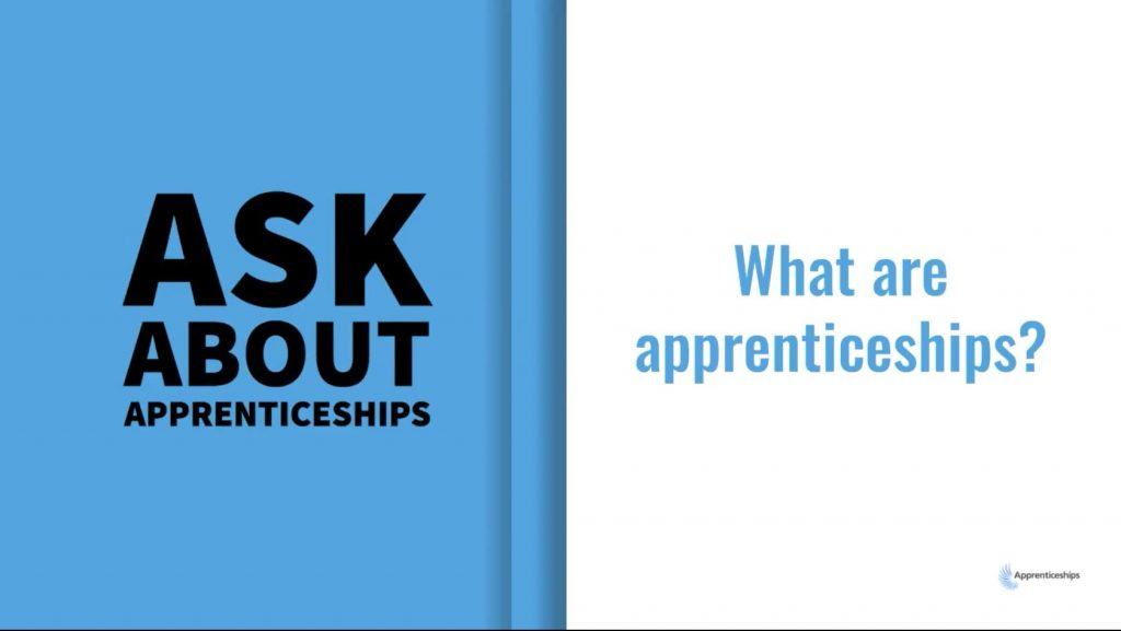ASK All About Apprenticeships Film (KS3)