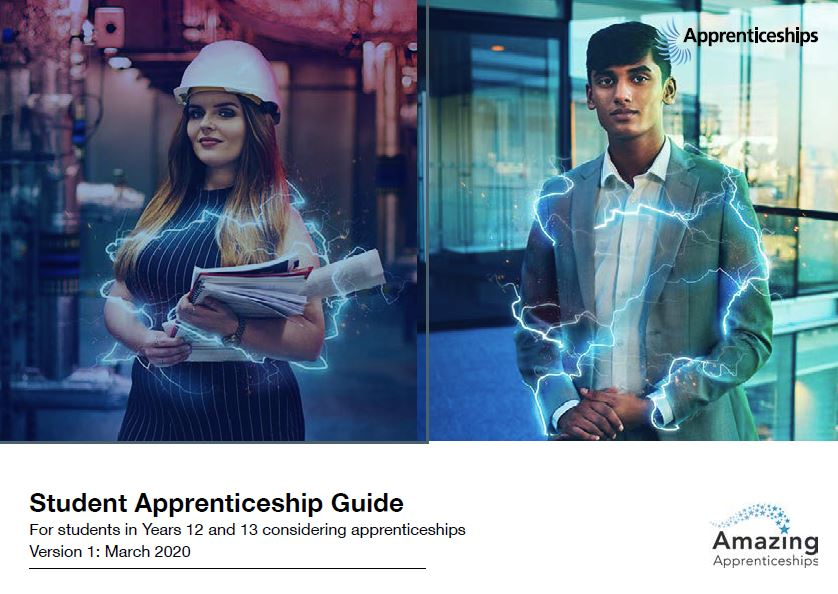 Interactive Student Apprenticeship Guide