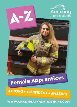 The Apprenticeship A-Z of Women at Work Case Study Booklet