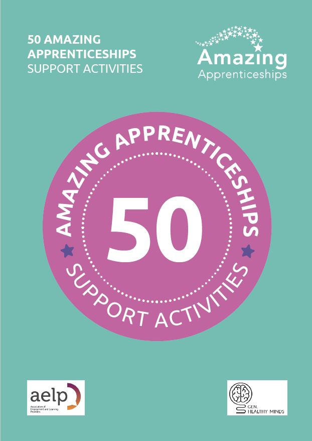 50 Amazing Apprenticeships Support Activities