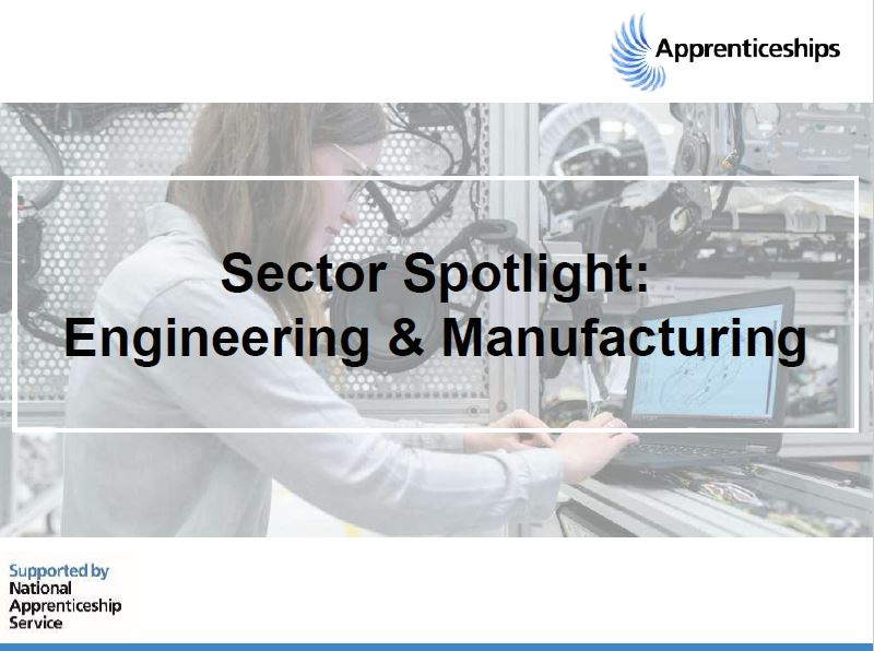 Webinar Slides – Engineering and Manufacturing