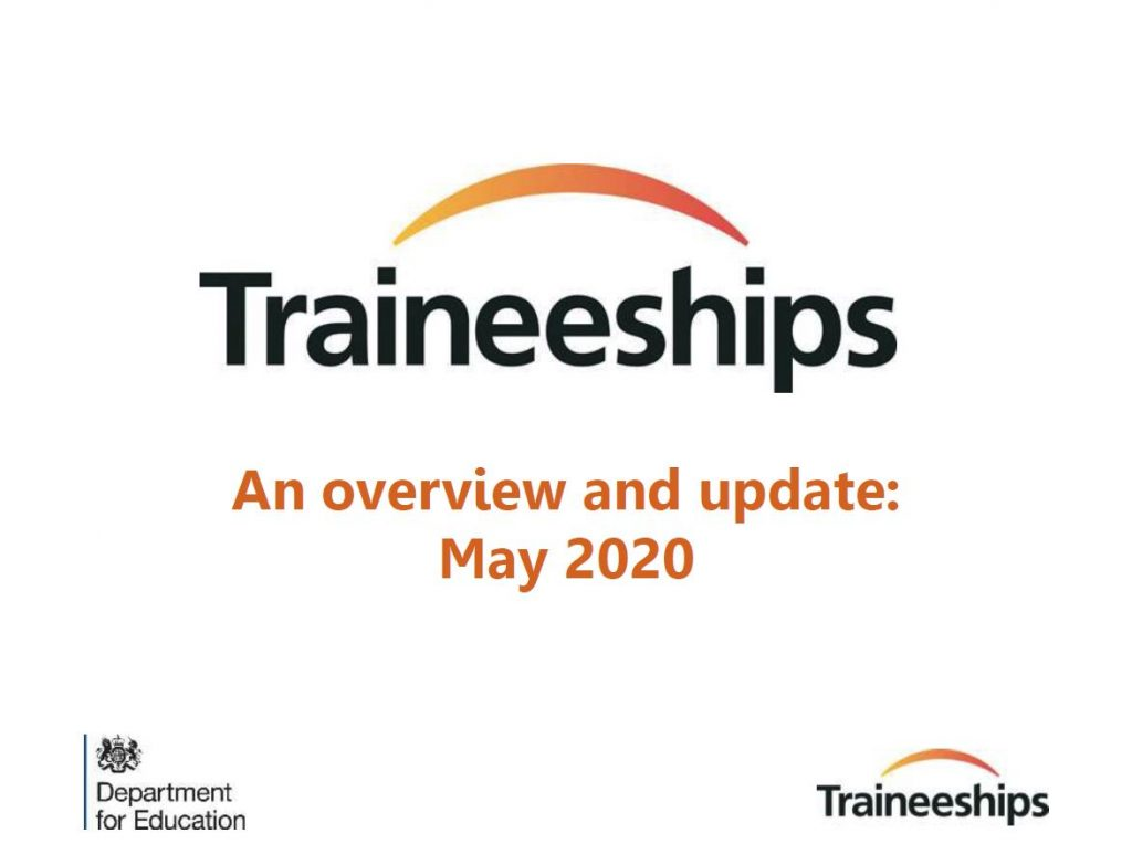 Traineeships an Overview – Webinar Slides