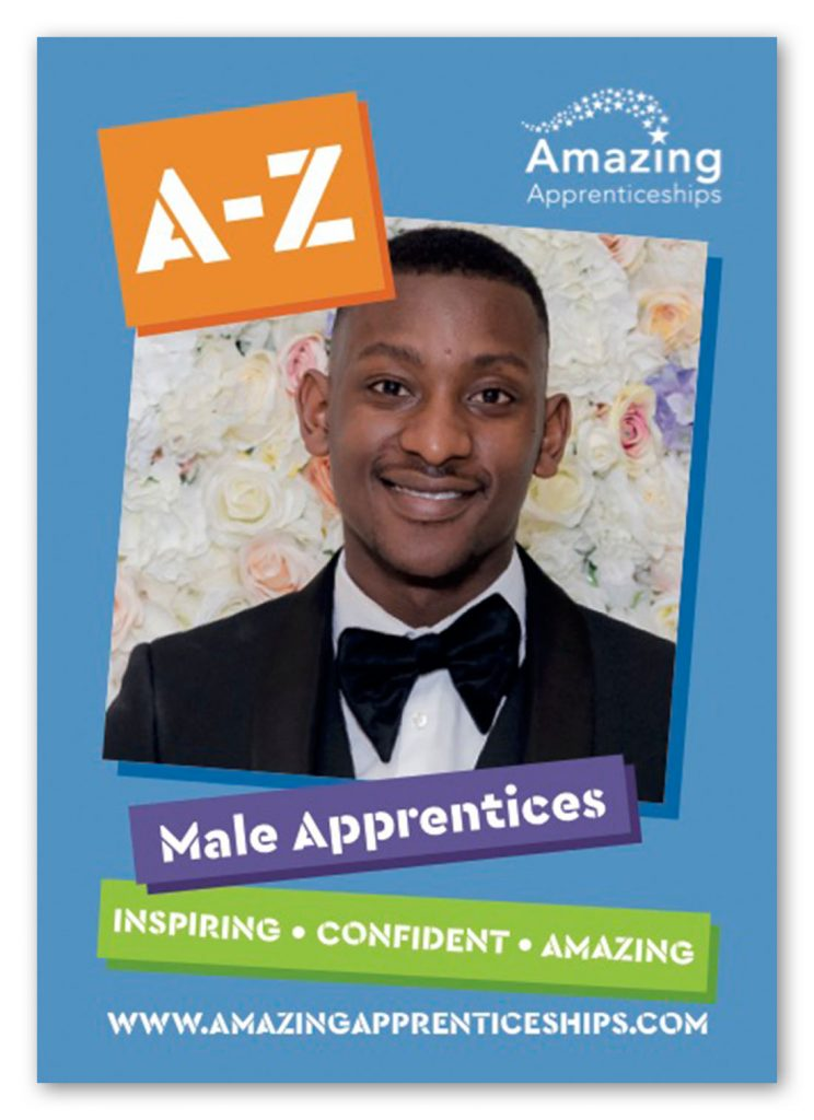 The Apprenticeship A-Z of Men at Work Case Study Booklet
