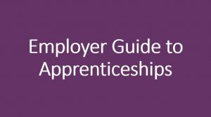 Employer guide to apprenticeships