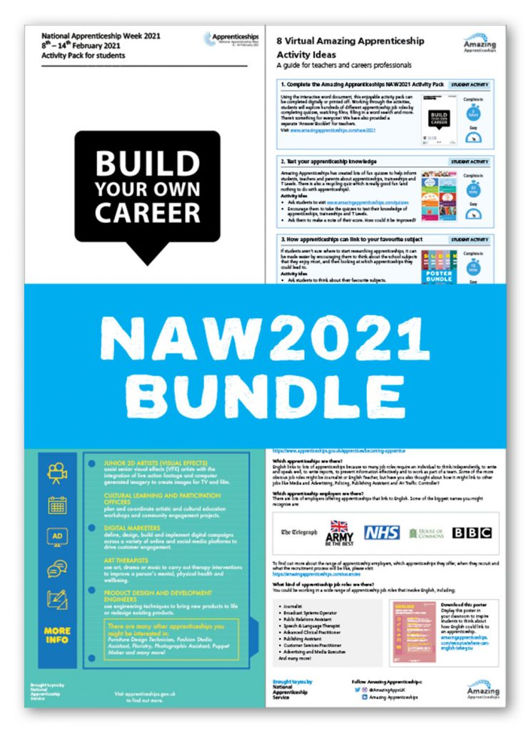 NAW2021 – Complete Resource Bundle