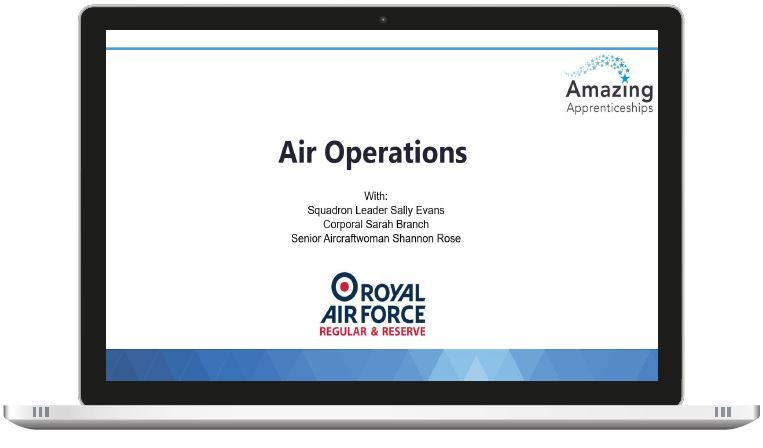 RAF Breakout Room Recording Air Operations