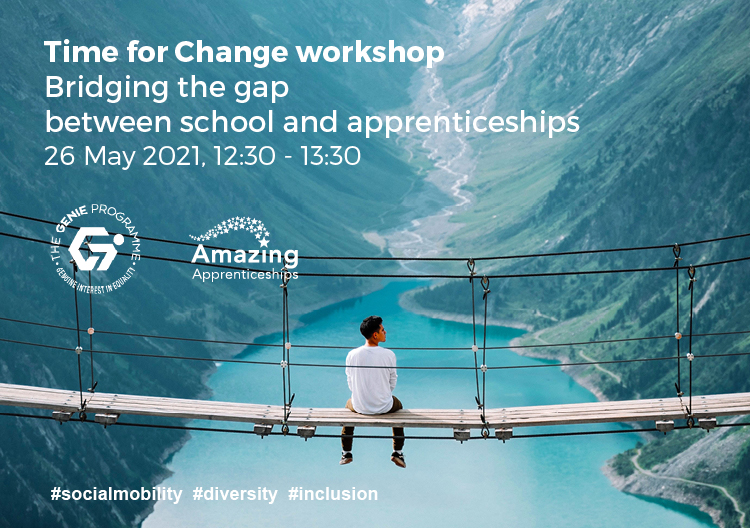 Time for Change: Bridging the gap between school and apprenticeships – an opportunity for employers